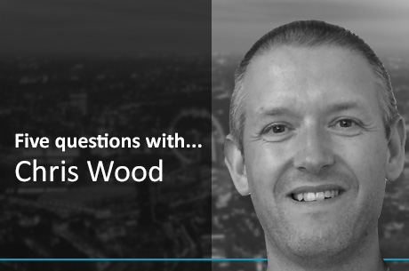 5 questions with…Chris Wood