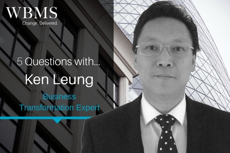 5 questions with…Ken Leung