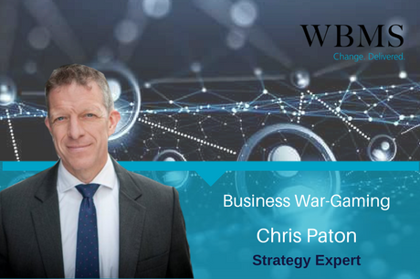 Business War-Gaming with Chris Paton