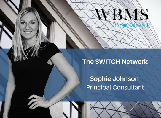 SWITCH – Senior Women in Transformation and Change