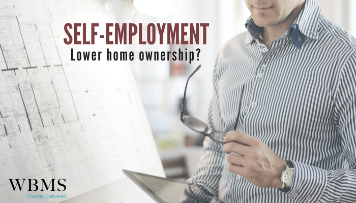 Is the rise of Self-Employment Driving Lower Home Ownership in the UK?